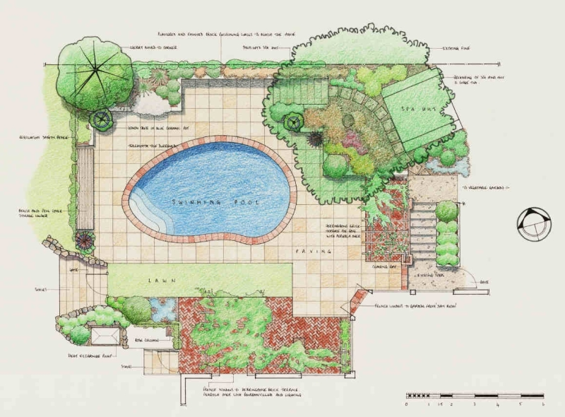 Gallery Of Garden Design By Groby Landscapes In Leicester