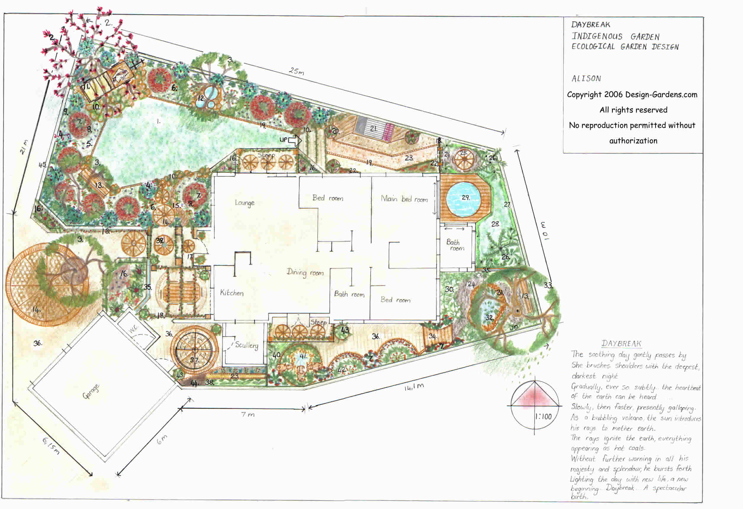 Gallery of garden design by groby landscapes in leicester for Japanese garden plans and plants