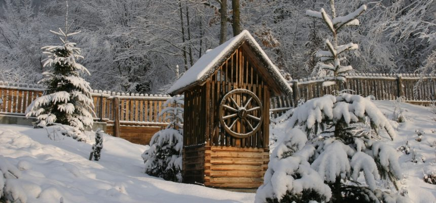 Prepare your garden for spring during the winter groby landscapes - Prepare garden winter ...