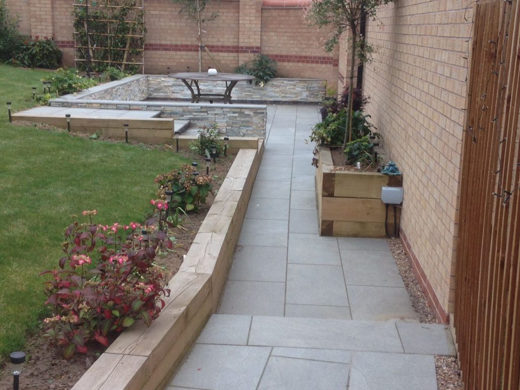 Garden Design Leicester, Landscape Design Leicestershire